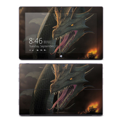 Microsoft Surface RT Skin - Annihilator