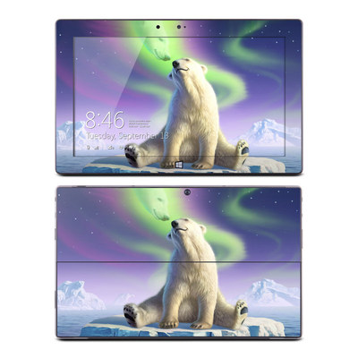 Microsoft Surface RT Skin - Arctic Kiss