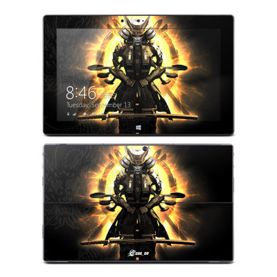 Microsoft Surface RT Skin - Armor 01