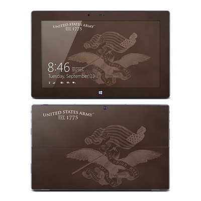 Microsoft Surface RT Skin - Army Preserved