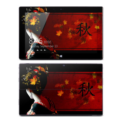 Microsoft Surface RT Skin - Autumn