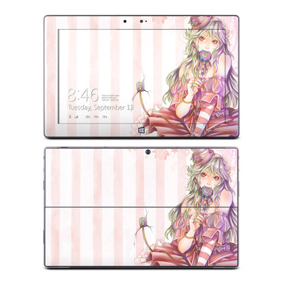 Microsoft Surface RT Skin - Candy Girl