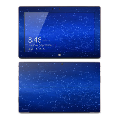 Microsoft Surface RT Skin - Constellations