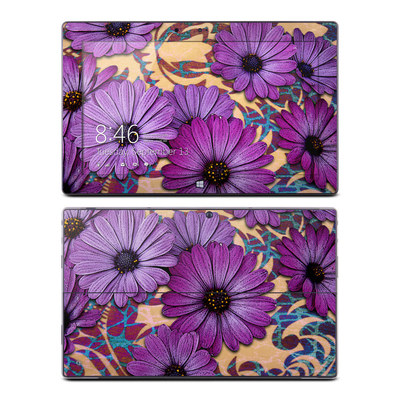 Microsoft Surface RT Skin - Daisy Damask