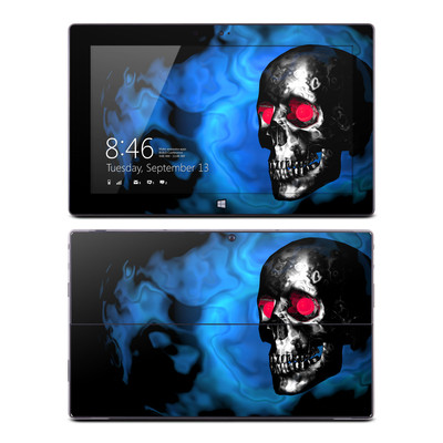 Microsoft Surface RT Skin - Demon Skull