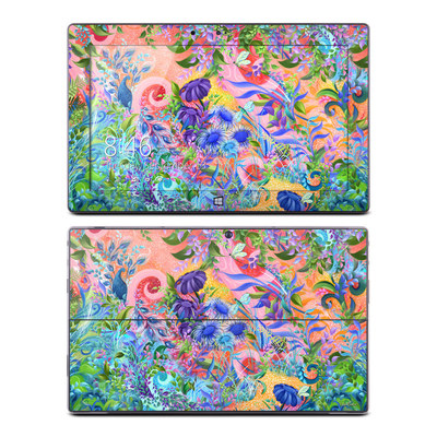 Microsoft Surface RT Skin - Fantasy Garden