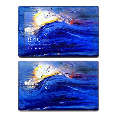 Microsoft Surface RT Skin - Feeling Blue