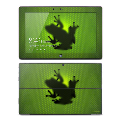 Microsoft Surface RT Skin - Frog