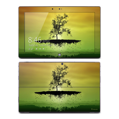 Microsoft Surface RT Skin - Flying Tree Amber