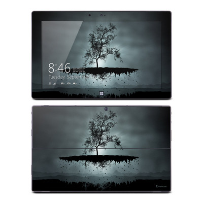 Microsoft Surface RT Skin - Flying Tree Black