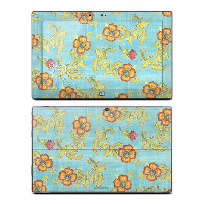 Microsoft Surface RT Skin - Garden Jewel