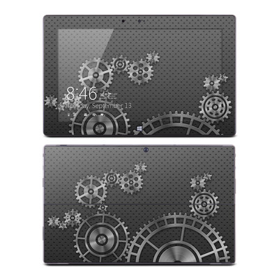 Microsoft Surface RT Skin - Gear Wheel