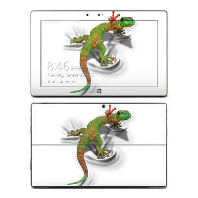 Microsoft Surface RT Skin - Gecko