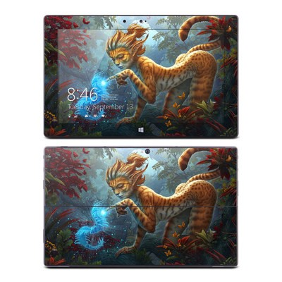 Microsoft Surface RT Skin - Ghost Centipede
