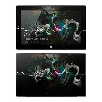 Microsoft Surface RT Skin - Graffstract