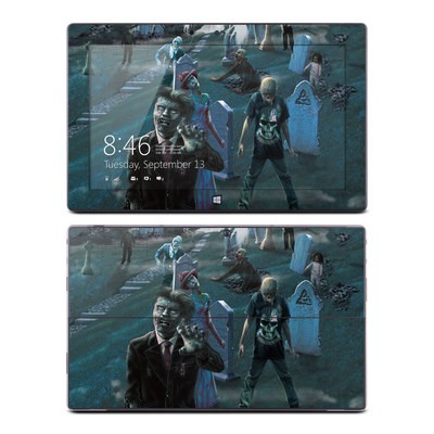 Microsoft Surface RT Skin - Graveyard