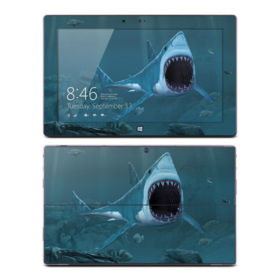 Microsoft Surface RT Skin - Great White