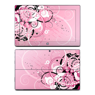 Microsoft Surface RT Skin - Her Abstraction