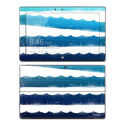 Microsoft Surface RT Skin - Horizon Lines
