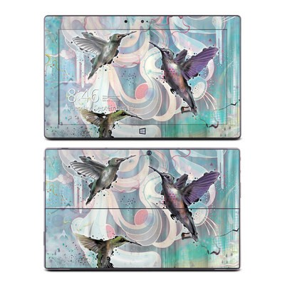 Microsoft Surface RT Skin - Hummingbirds