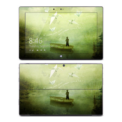 Microsoft Surface RT Skin - If Wishes