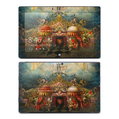 Microsoft Surface RT Skin - Imaginarium