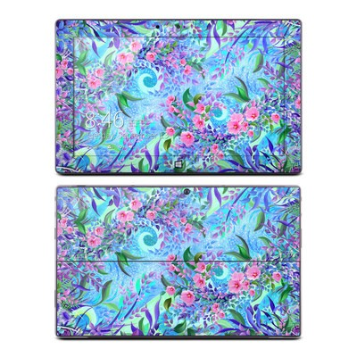 Microsoft Surface RT Skin - Lavender Flowers