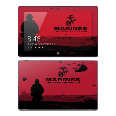 Microsoft Surface RT Skin - Leadership