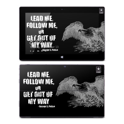 Microsoft Surface RT Skin - Lead Me
