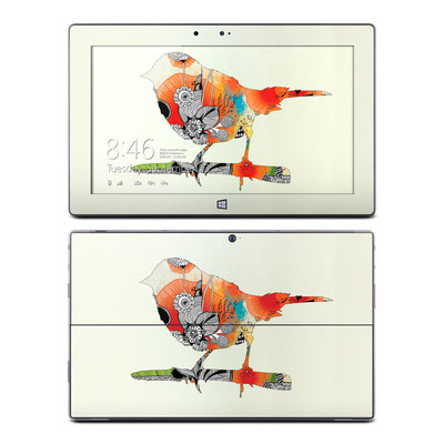 Microsoft Surface RT Skin - Little Bird