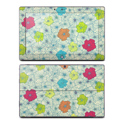 Microsoft Surface RT Skin - May Flowers