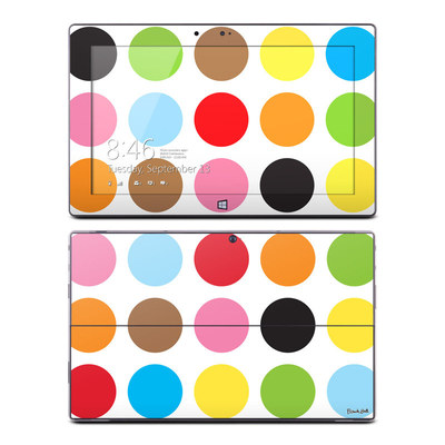 Microsoft Surface RT Skin - Multidot