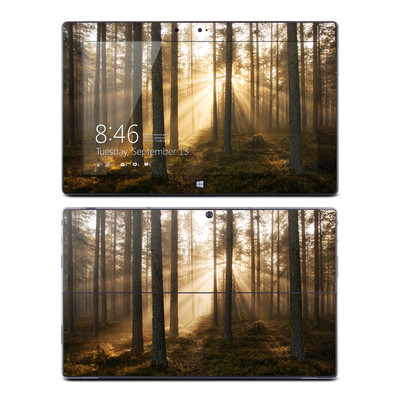 Microsoft Surface RT Skin - Misty Trail