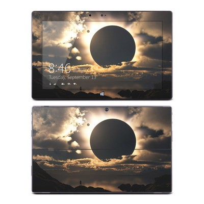 Microsoft Surface RT Skin - Moon Shadow