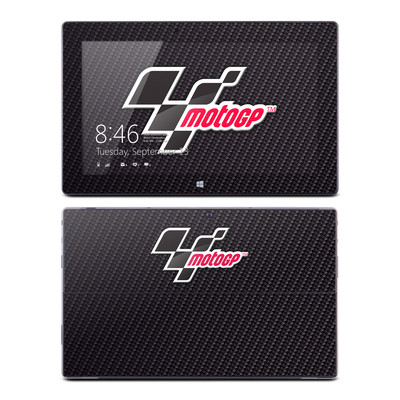 Microsoft Surface RT Skin - MotoGP Carbon Logo