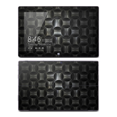 Microsoft Surface RT Skin - Metallic Weave