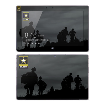 Microsoft Surface RT Skin - Night Action