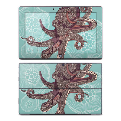 Microsoft Surface RT Skin - Octopus Bloom