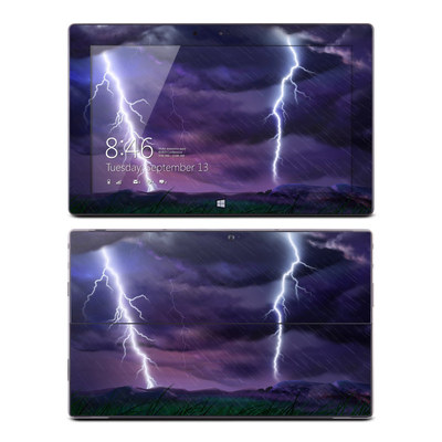 Microsoft Surface RT Skin - Purple Strike