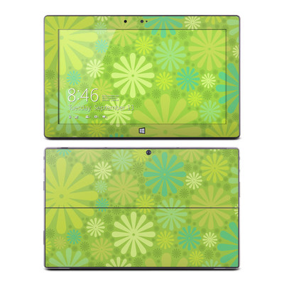 Microsoft Surface RT Skin - Lime Punch