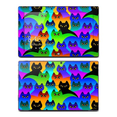 Microsoft Surface RT Skin - Rainbow Cats