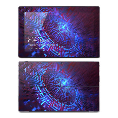 Microsoft Surface RT Skin - Receptor