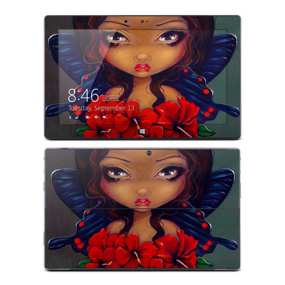 Microsoft Surface RT Skin - Red Hibiscus Fairy
