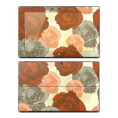 Microsoft Surface RT Skin - Roses