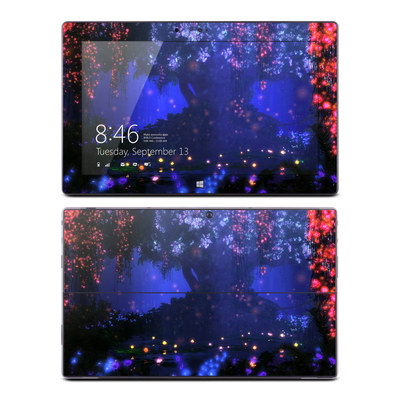 Microsoft Surface RT Skin - Satori Night