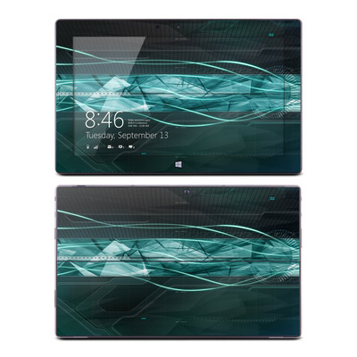 Microsoft Surface RT Skin - Shattered