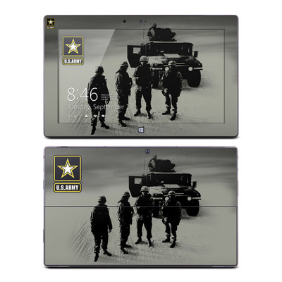 Microsoft Surface RT Skin - Soldiers All