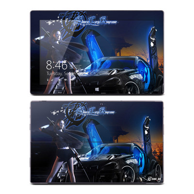 Microsoft Surface RT Skin - SLK
