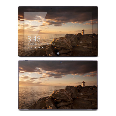 Microsoft Surface RT Skin - Sunset Beacon