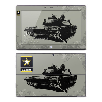 Microsoft Surface RT Skin - Tank Tuff